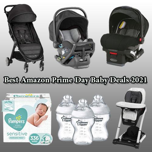 Amazon Prime Day Baby Deals 2021