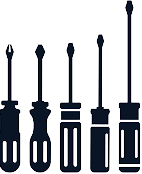 IRONCUBE-Screwdriver-Set-6-PCS-Professional-Magnetic-Screwdriver