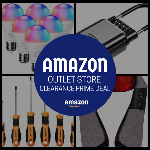 Amazon Outlet Store Prime Day Deals