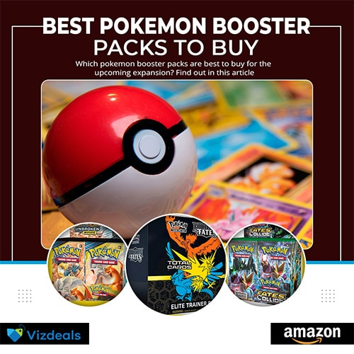 Best pokemon booster packs to buy in 2020-21