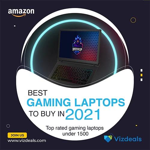 best gaming laptops under 1500 to buy in 2021